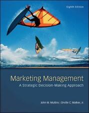 Marketing Management : A Strategic Decision-Making Approach by Orville C.,...