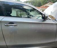BMW OEM E82 E88 RIGHT PASSENGER SIDE DOOR SHELL SPACE GREY METALLIC A52