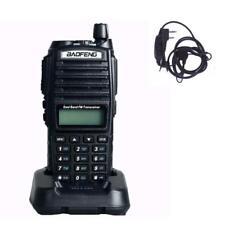 Baofeng UV-82 5W 2-Way Radio Dual Band VHF 136-174& UHF 400-520MHz FM Radio