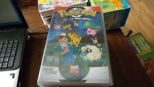Cassette  Video de Pokemon Voayge a Johto tome 6