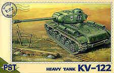 PST 1/72 Russian KV-122 # 72009