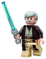 LEGO Star Wars OBI WAN KENOBI minifigure minifig from 75173 Luke's Landspeeder