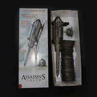 NEW ASSASSINS CREED 4 FOUR BLACK FLAG PIRATE HIDDEN BLADE (PVC) COLLECT BOYS