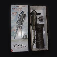 Halloween Assassin's Creed Flag Pirate Edward Gauntlet Hidden Blade Cosplay