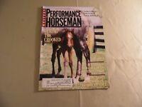 Western Performance Horseman Magazine / June 1991 / Free Domestic Shipping