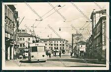 Venezia Mestre Filobus foto cartolina QK2921