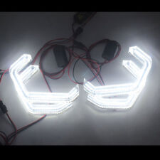 Angel Eyes SMD LED Car Light DRL For Bimmer BMW E46 Cabrio / Coupe 2D