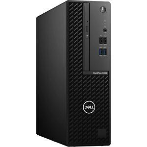 Dell OptiPlex 3080 SFF -DCGJY - Intel i5-10500 8GB RAM 256GB SSD, Win 10 Pro NIB