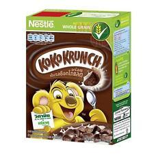 330g Nestle KoKo Krunch Breakfast Cereals Chocolate Flavor Thailand Best Seller