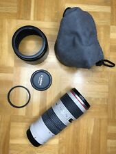 Canon EF 70-200 mm F/4.0 L IS USM Objektiv