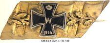 AUSTRIA CROCE DI FERRO 1914 distintivo Patriottico Guerra Austro Serba