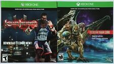 Killer Instinct T.J. Combo & Gold Gargos DLC Add-On's for Xbox One X1