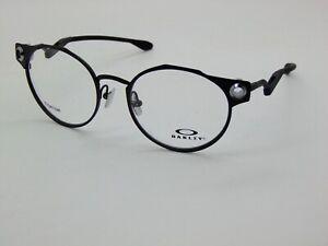 OAKLEY DEADBOLT OX5141-0152 Satin Black 52mm Titanium Eyeglasses