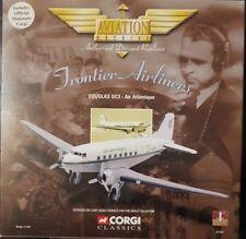 Corgi Aviation Frontier Airlines Douglas DC3 Air Atlantique 47107 1:144