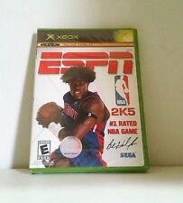 Original Xbox ESPN NBA 2K5 2005 BRAND NEW SEALED BEN WALLACE