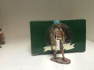 King & Country Ancient Egyptian hunting Pharaoh  AE15 original box Excell cond