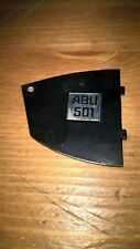 ABU 501 CLOSED FACE MODELS USED SIDE COVER PLATE. ABU PART REFERENCE 9568..