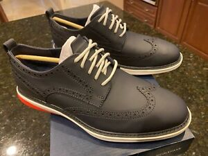 Cole Haan Men's Grand Evolution Shortwing Ankle-High Oxford - Size 8M