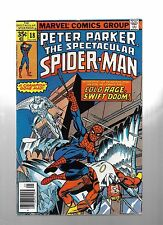 The Spectacular Spider-Man #18 (May 1978, Marvel) X-Men