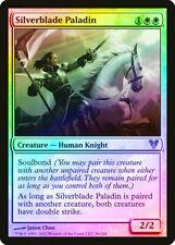 Silverblade Paladin FOIL Avacyn Restored PLD-SP White Rare MAGIC CARD ABUGames