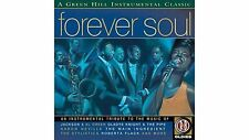 "R & B Oldies ""FOREVER SOUL"" Music CD (A GREEN HILL Instrumental Classics)"