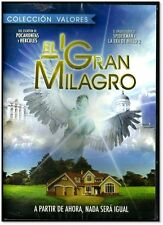 El Gran Milagro- DVD  2011 Anime Christian Film English  subtitles-NEW