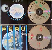 Peru- Continents/The Prophecies- 2 CDs RAR- Bitte lesen