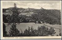GÖSSWEINSTEIN Franken Bayern um 1920 schöne Teilansicht Postkarte ungelaufe