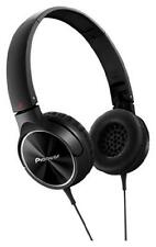 ya08684 Pioneer SE-MJ522-K Black Closed Dynamic Headphone