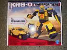 Kreo Transformers Bumblebee 36421 Kre-o New rare Retired