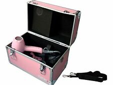 """Babyliss Pro Limited Edition Pink Hair Dryer + 1"""" Inch Curling Iron Case BABPP9"""