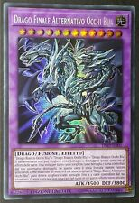 DRAGO FINALE ALTERNATIVO OCCHI BLU Segreta Prismatica Italiano TN19-IT002 YUGIOH