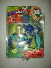 Earthworm Jim 8600 special Deep Mission Suit 8603 Playmates Action figure 1994