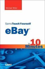 Sams Teach Yourself eBay in 10 Minutes (Sams Teach Yourself -- Minutes)