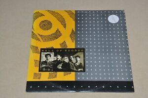 """Wall Of Voodoo-Mexican Radio 1983 Illegal Records UK 12""""Vinyl New Wave Post Punk"""