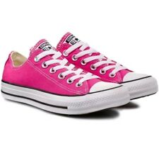 New in Box Converse Chuck Taylor Low Top Ox PINK PAPER Mens 10 Womens 12 147141F