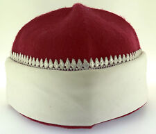 Fez Authentic Azhari Hat,Shiek Emama عمة IMAM Quran ISLAM Qari specialtailor's