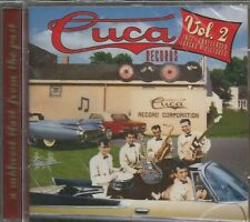 CUCA RECORDS ROCK 'N' ROLL STORY - CD - Various Artists - Vol. 2 - BRAND NEW