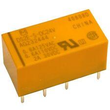Panasonic ds2e-s-24v Relais 24vdc 2xum 3a 2880r 220vdc 250vac Relay Print 854973