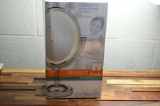 CONAIR BE151T  Reflections Double-Sided Lighted Oval Mirror Opened Box