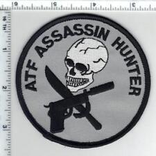ATF Assassin Hunter Novelty Patch