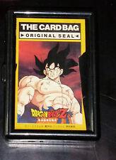 DRAGON BALL Z GT DBZ ORIGINAL CARD BAG NOT PRISM BOITE/BOX CARTE ULTRA RARE