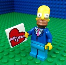 Lego 71009 The Simpsons Series 2 DATE NIGHT HOMER SIMPSON Minifig Minifigure