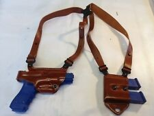 "Galco Miami Classic II Shoulder Holster, RH Tan Springfield XD 3,4,5""  MCII446"