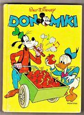 DON MIKI recopilatorio en tapa dura: incluye nº's 425 a 427. Montena, 1976-89