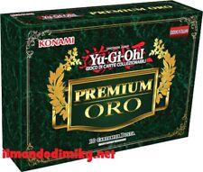 Yu-Gi-Oh! Premium Oro unlimited italiano
