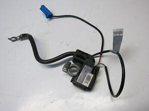 BMW 3er E90 E91 E92 E93 LCI Minus Batteriekabel IBS Kabelbaum 9215952 9184207