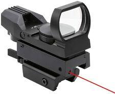 Rifle Dot Laser Sight Green Red Gun Optics Scope Reflex Holographic 4 Reticle