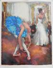 Hedva Firenci 'Blue Dancer', Limited Edition Serigraph Print 226/380