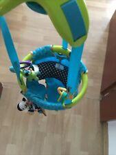 Bright Starts K10410 Deluxe Türhopser - Türkis Baby Wippe Schaukel Hopser